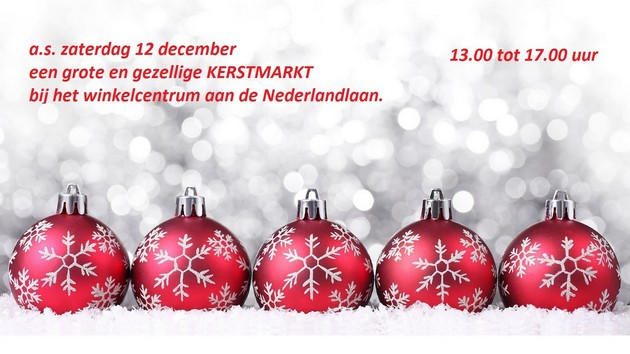 Kerstmarkt 12 december - Stichting Armslag Stadskanaal