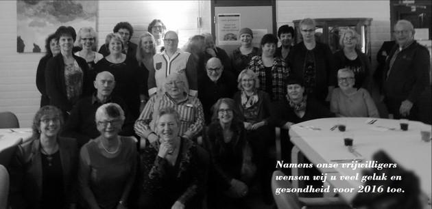 Bedankje - Stichting Armslag Stadskanaal