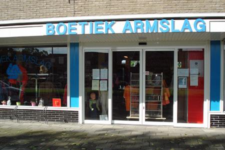 Stichting Armslag - Stichting Armslag Stadskanaal