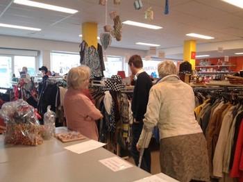 Bezoek 2e kamerlid Henk Nijboer aan Armslag Stichting Armslag Stadskanaal