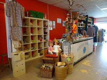 gezellige winkel Stichting Armslag Stadskanaal