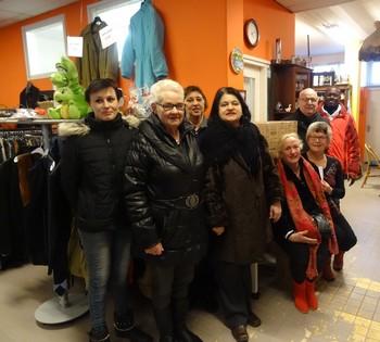 prijsuitreiking 9 2 2016 Stichting Armslag Stadskanaal
