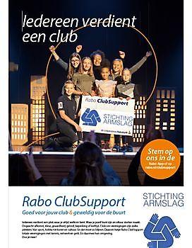 Rabo Clubsupport Stichting Armslag Stadskanaal